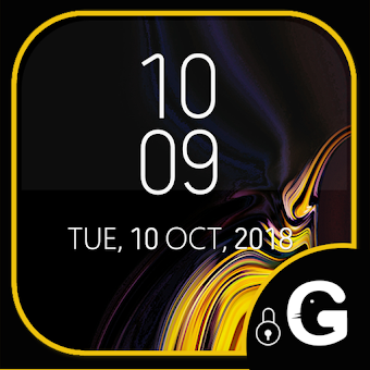 Mod Hacked APK Download Galaxy S9 Plus Digital Clock Widget