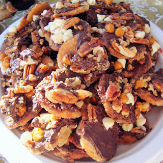 Ritz Cracker Candy Recipes