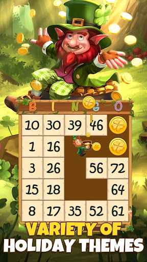 Bingo Party - Free Bingo Games 2.3.9 screenshots 5