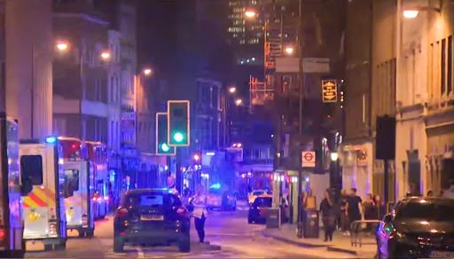 Developing Story: Terrorism at London bridge