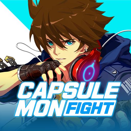 Capsulemon Fight! : Global Monster Slingshot PvP
