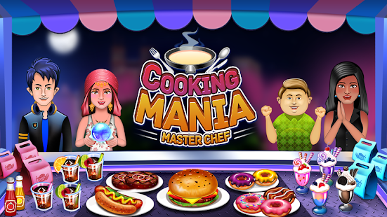 Cooking Mania Master Chef - Lets Cook - náhled