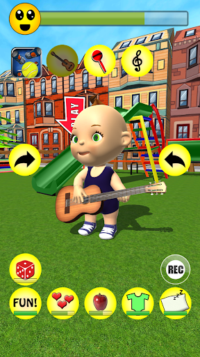 My Baby Babsy - Playground Fun 4.0 screenshots 7