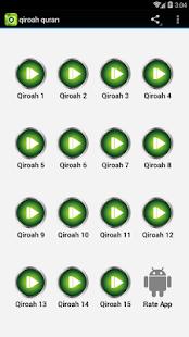 Qiroah Quran - náhled