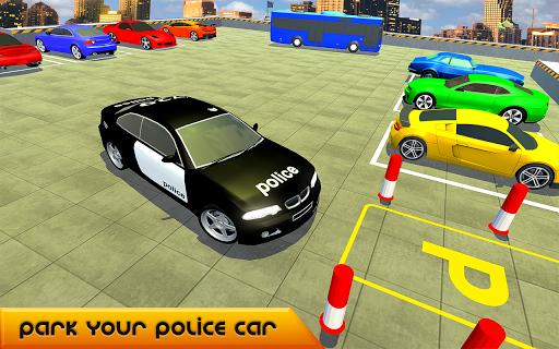 Police Car Parking: Advance Car Driving Simulation download 2