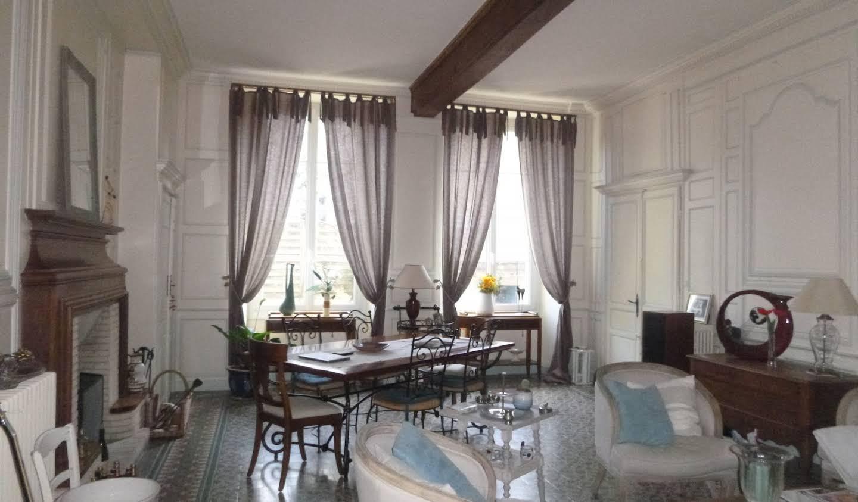 Maison avec terrasse Beaumont-sur-Sarthe