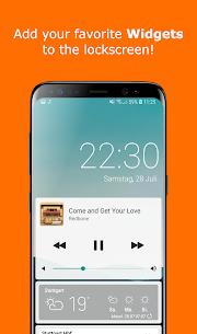 Ava Lockscreen 1.20 [Mod + APK] Android 2