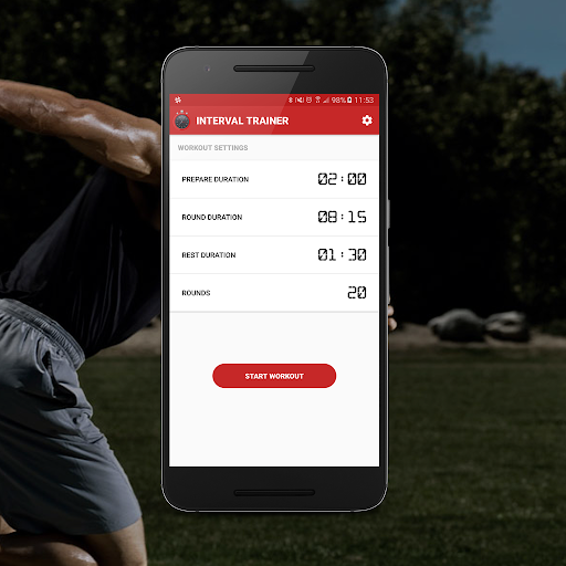 Interval Trainer PRO screenshot 1