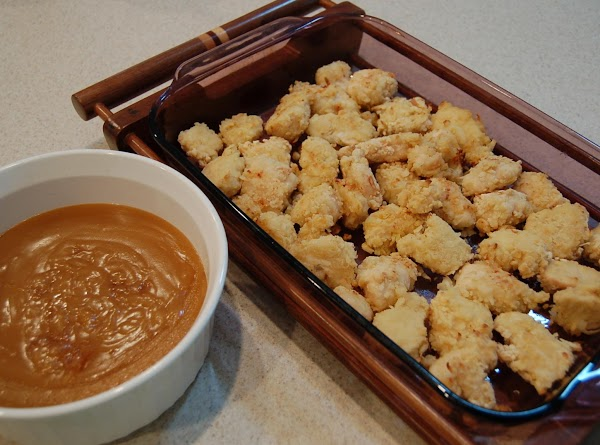 Coconut Chicken Bites With Pina Colada Sauce Recipe