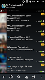 CLZ Movies - Movie Database- screenshot thumbnail