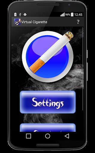 Virtual cigarette  screenshots 12