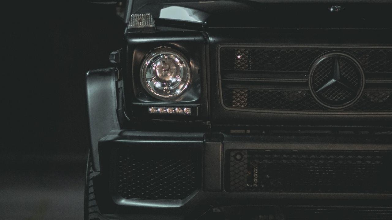 Identité visuelle de Mercedes