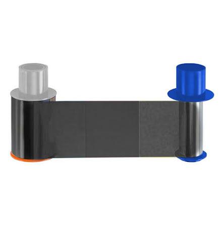 Färgband Fargo HDP5600 - Svart, K - 3000 utskrifter