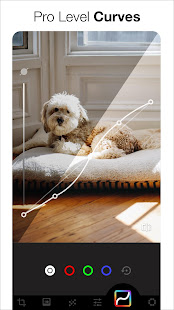 App Photo Editor, Filters for Pictures - Lumii APK for Windows Phone