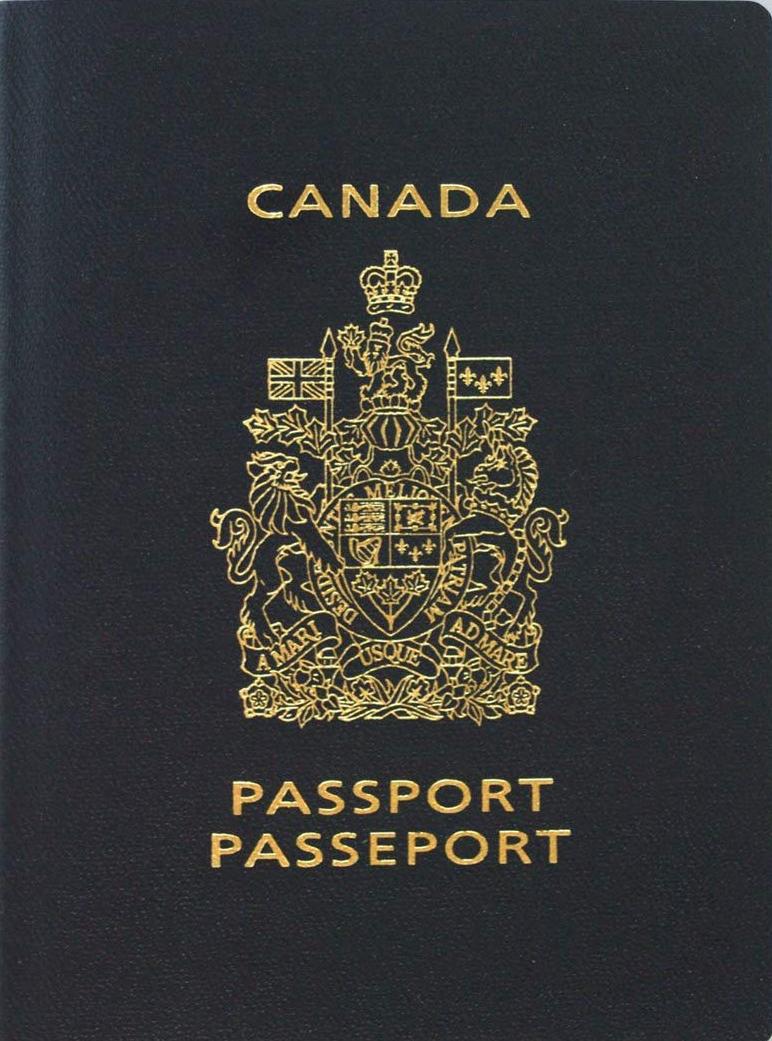 Canadian passport holders