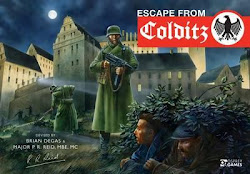 Escape from Colditz - Osprey Games