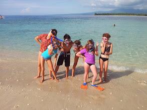 Photo: snorkelling