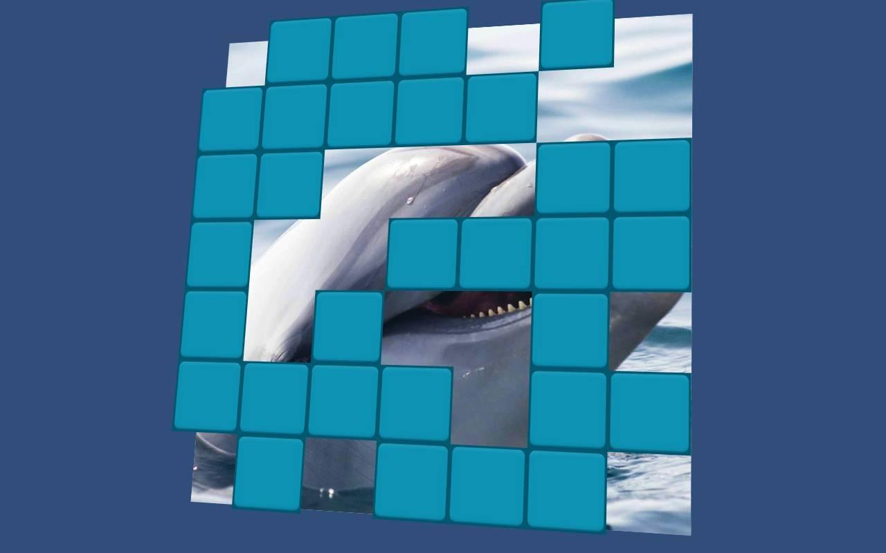 Wordsearch Revealer - Sea Life- screenshot