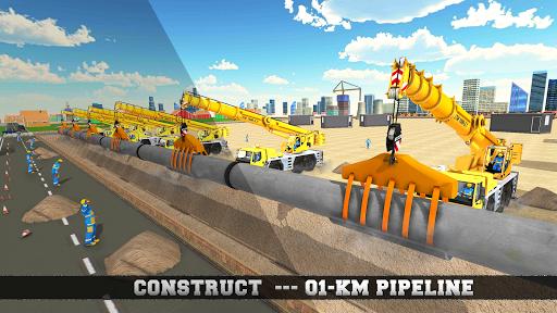 City Pipeline Construction: Plumber work 1.0 screenshots 6