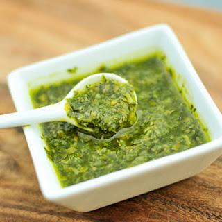 Italian Salsa Verde.
