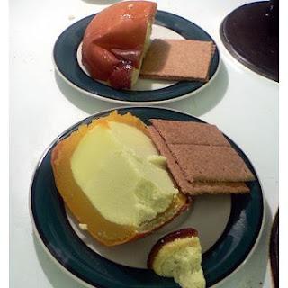 Pumpkin Custard Dessert