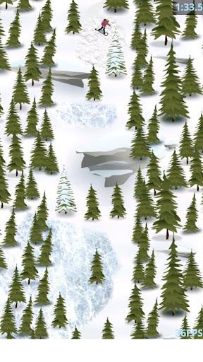 Alpine Boarder  screenshot 1
