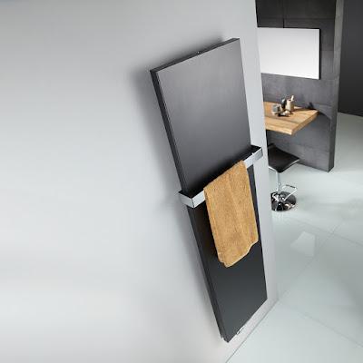 radiator _10 Designheizkoerper  Atelier Line graphit-schwarz