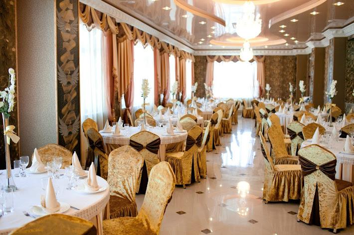 Фото №7 зала Зал «Golden Нall»