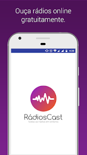 Radios Cast- screenshot thumbnail