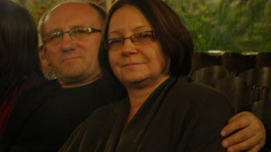 Photo: Państwo Rodzice:) (dzień przesłuchań - 25.10.2008)