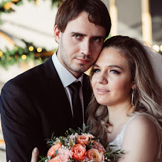 Wedding photographer Elena Molodzyanovskaya (molodaya). Photo of 24.11.2017