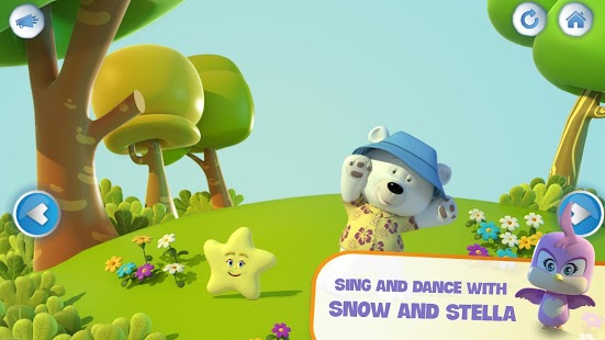 Snow & Stella- screenshot thumbnail