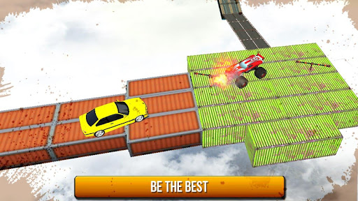 Impossible Monster Stunts: Car Driving Games painmod.com screenshots 22