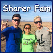 SHARER FAM(Carter, Stephen, Lizzy & Grace) Videos