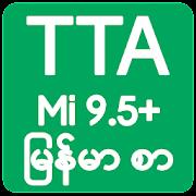TTA Mi Myanmar Font MIUI 9.5+