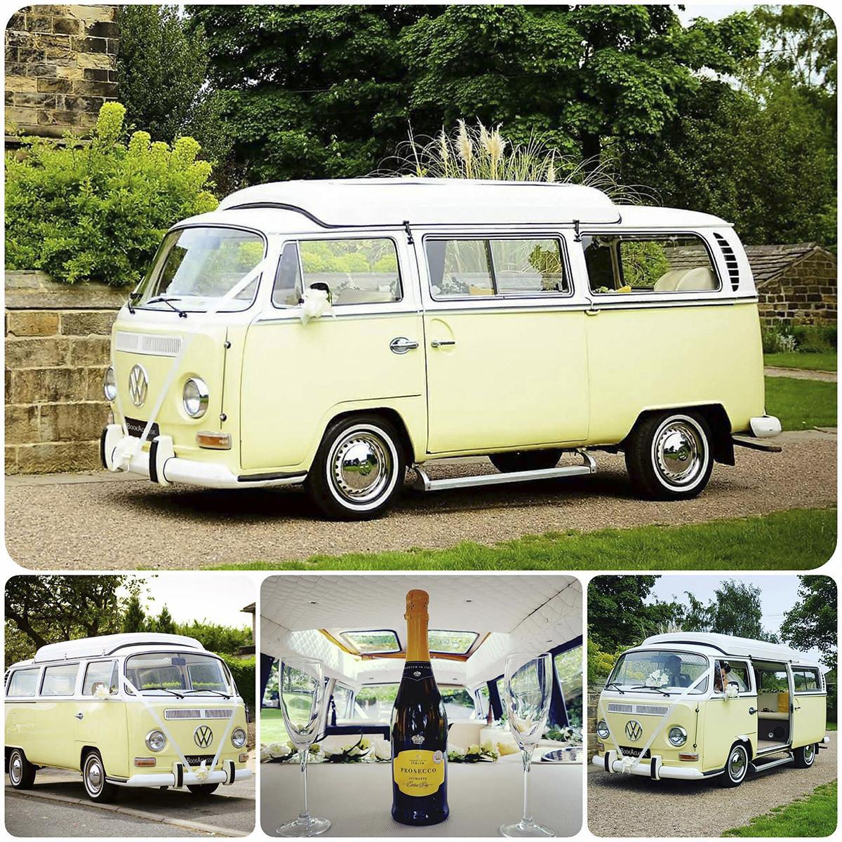 Volkswagen Campervan Hire Leeds
