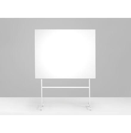 One Mobil Whiteboard s vit