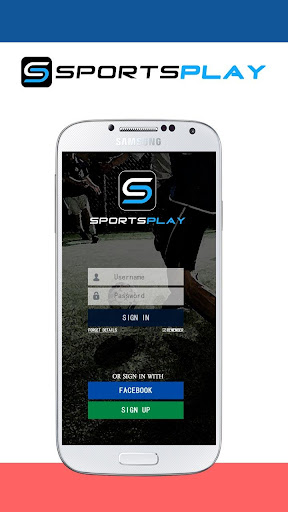 SportsPlay screenshot