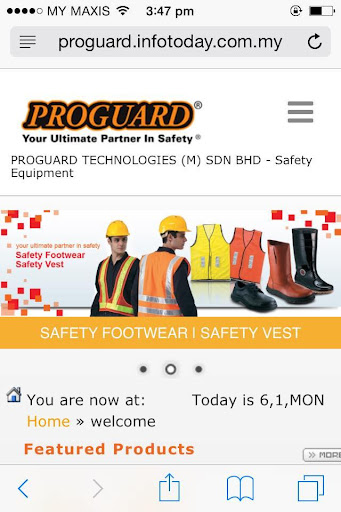 玩商業App|PROGUARD TECHNOLOGIES (M) S/B免費|APP試玩