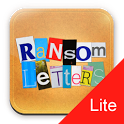 Ransom Letters Lite icon