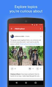 Google+ v5.6.0.94508375