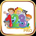 Niños 123 Pro icon