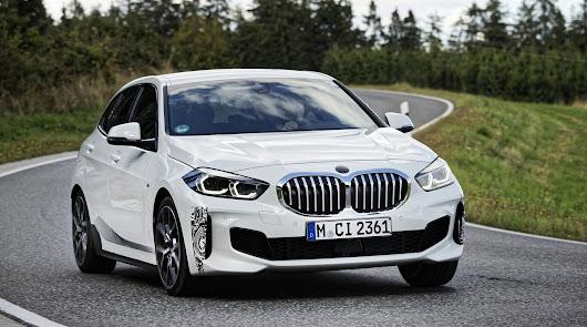 El nuevo BMW 128i 2021 de 265 CV sólo con tracción delantera y cambio automático