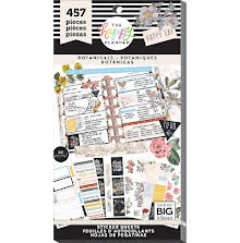 Me & My Big Ideas Happy Planner Sticker Value Pack - Botanicals