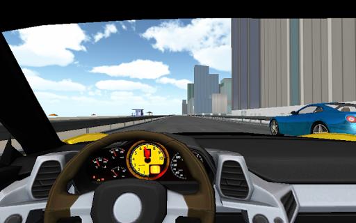 VR Drag Racing for Cardboard
