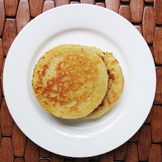 Fast Breads' Crumpets.