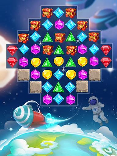 Jewels Space Star 1.2 screenshots 1