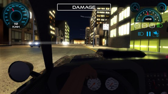 City Car Driving Simulator - náhled