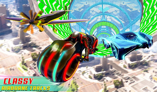 Mega Ramp Light Bike Stunts: New Bike Racing Games 2.0.0 screenshots 19