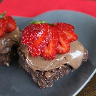 Raw Choc Brownies